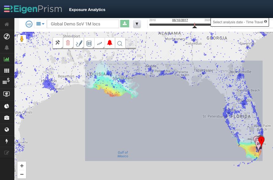 Hurricane Andrew impact on today's exposures