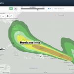 Hurricane Irma Batters Islands, Threat to Florida