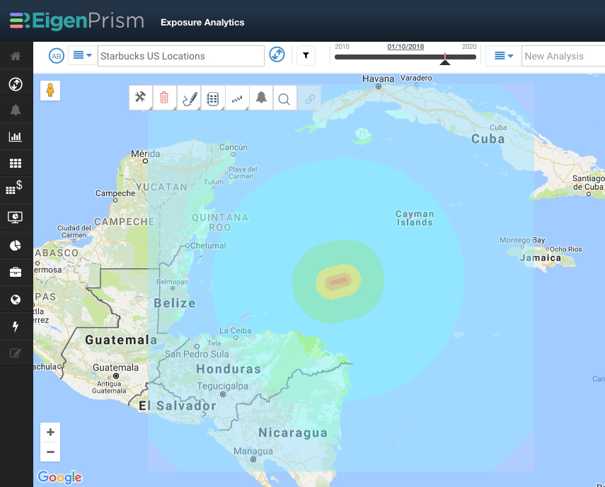 M7.6 Earthquake Honduras