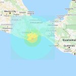 M 7.4 Earthquake in Mexico